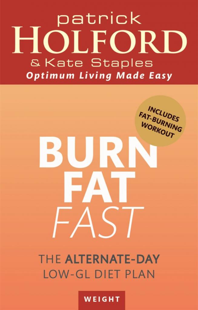 burn fat fast book
